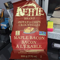 Kettle Brand® Maple Bacon Potato Chips uploaded by Alysha C.