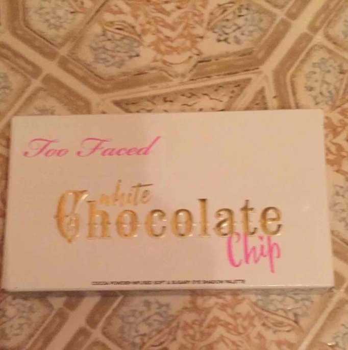 Too Faced White Chocolate Chip Eye Shadow Palette uploaded by Amanda H.