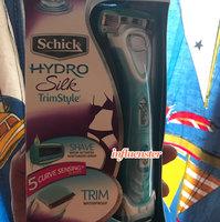 Schick® Hydro Silk TrimStyle® Disposable Razor 1 ct. Box uploaded by Sash N.