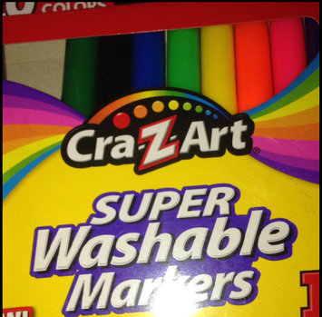 Photo of Cra-z-art Corporation Cra-z-Art Washable Markers Classic 10CT(Case of 12) uploaded by Caitlyn G.