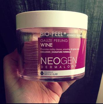 Neogen Bio-Peel Gauze Peeling Wine uploaded by Katrina G.