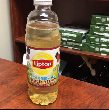 Photo of Lipton Diet Green Tea Mixed Berry uploaded by Baylee S.