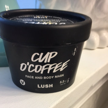LUSH Cup O' Coffee Face and Body Mask uploaded by Natalie V.