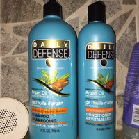 Daily Defense Argan Oil Shampoo 946ml uploaded by Maddie Grace P.