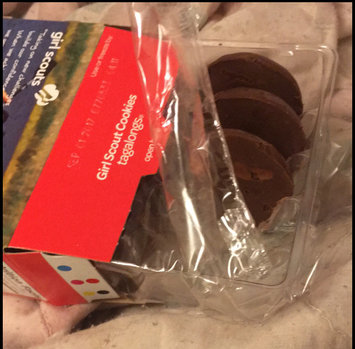 Peanut Butter Patties®/ Tagalongs® Girl Scout Cookies uploaded by Brianna J.