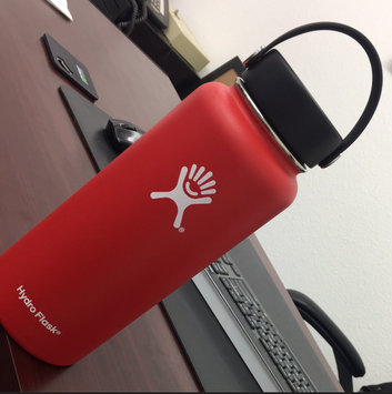 Hydro Flask 40oz Wide Mouth Vacuum Insulated Stainless Steel Water Bottle w/Flex Cap uploaded by Kari L.