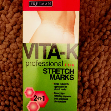Photo of Vita-K Professional for Stretch Marks, 5 oz uploaded by Callie B.