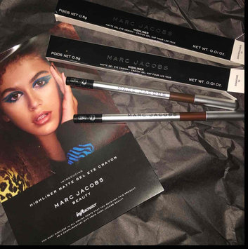Marc Jacobs Beauty Highliner Matte Gel Eye Crayon uploaded by Evee A.