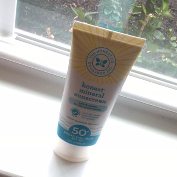 Photo of The Honest Co. Honest Mineral Sunscreen SPF 50 uploaded by Katlyn T.