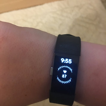 Photo of Fitbit Charge 2 - Black, Large by Fitbit uploaded by Tayler C.