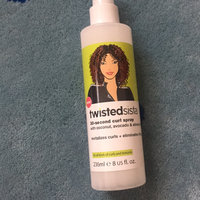 Twisted Sista 30 Second Curl Spray, 5.07 fl oz uploaded by vee c.