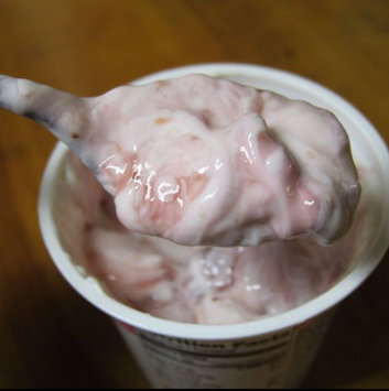 Chobani Non-Fat Strawberry on the Bottom Greek Yogurt 5.3 oz uploaded by Nathalie R.