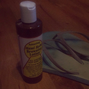 Maui Babe Browning Lotion uploaded by Daniela P.