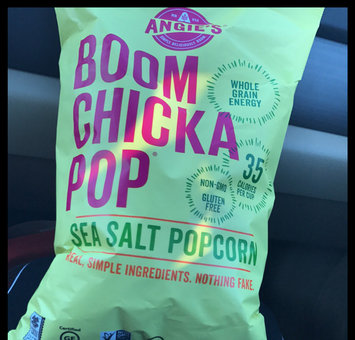 Angie's® Boom Chicka Pop® Sea Salt Popcorn uploaded by Ana A.
