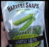 Harvest Snaps Snapea Crisps Lightly Salted uploaded by Ana A.