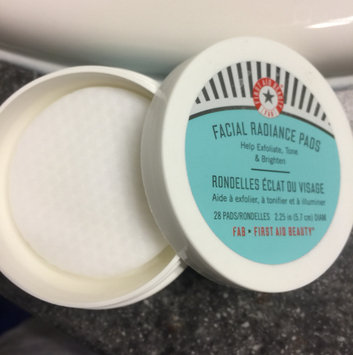 Photo of First Aid Beauty Facial Radiance Pads uploaded by Andrea K.