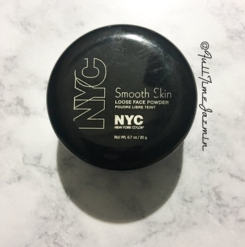 Photo of (3 Pack) NYC Smooth Skin Loose Face Powder - Translucent uploaded by FullTimeJazmin V.