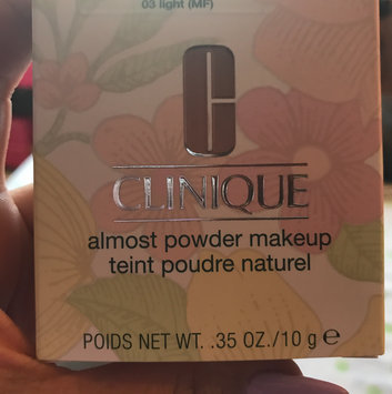 Photo of Clinique Almost Powder Makeup SPF 15 uploaded by JaZel C.