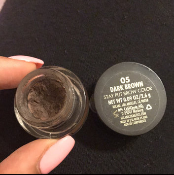 Milani Stay Put Brow Color uploaded by Ja'Nya B.
