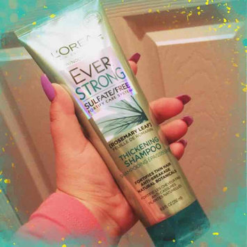 Photo of L'Oréal Paris EverStrong Thickening Shampoo uploaded by Arlena A.