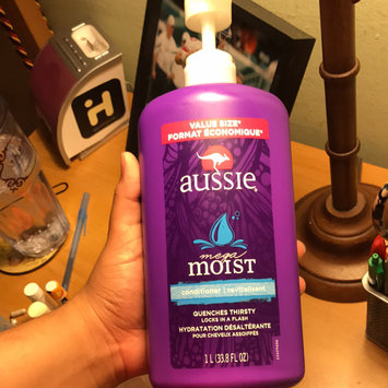 Aussie® Mega Moist Conditioner uploaded by Gianna B.