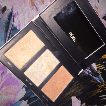 Photo of PUR Cosmetics Elevation Perfecting Highlighter Palette uploaded by Lacy G.