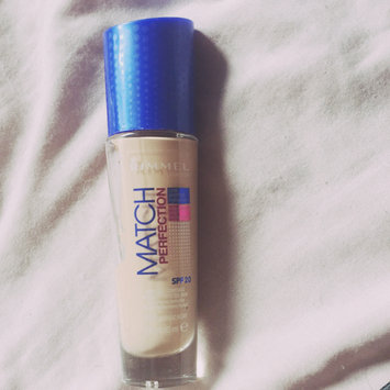 Rimmel: Rimmel Match Perfection Foundation True Ivory uploaded by Alisha L.
