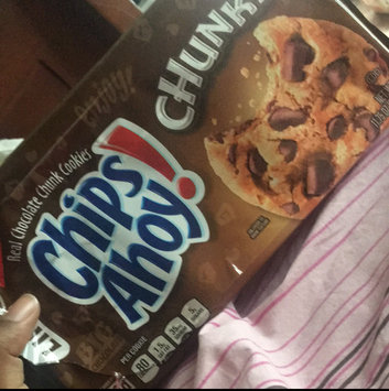 Nabisco Chips Ahoy! Real Chocolate Chunk Cookies uploaded by Brianna L.