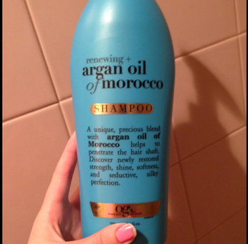 OGX® Argan Oil Of Morocco Shampoo uploaded by Marissa M.