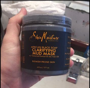 SheaMoisture African Black Soap Clarifying Mud Mask uploaded by Kayla J.
