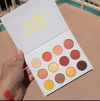 ColourPop Yes, Please! Pressed Powder Shadow Palette uploaded by Samy L.