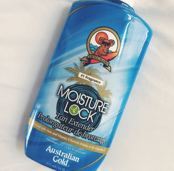 Photo of Australian Gold Moisture Lock Tan Extender uploaded by Brooke B.
