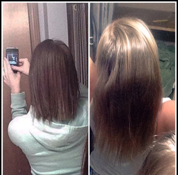 Photo of Lee Stafford Hair Growth Treatment. 200ml uploaded by Victoria r.