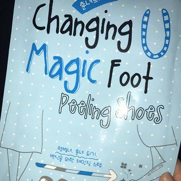Photo of [Tonymoly] Changing U Magic Foot Peeling Shoes 1pair uploaded by Madison B.