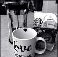 STARBUCKS® Breakfast Blend Bright & Tangy Whole Bean uploaded by Olivia A.