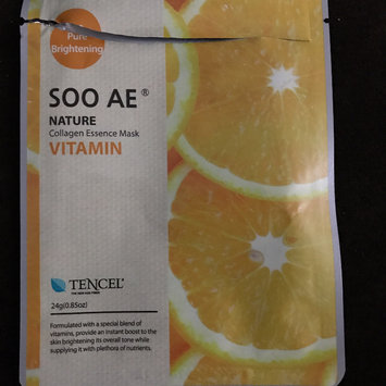 Photo of SOO AE Collagen Essence Mask uploaded by Jennifer D.