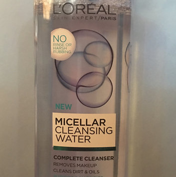 L'Oreal Paris Micellar Cleansing Water for Normal to Oily Skin 13.5 fl. oz. Bottle uploaded by Kara C.