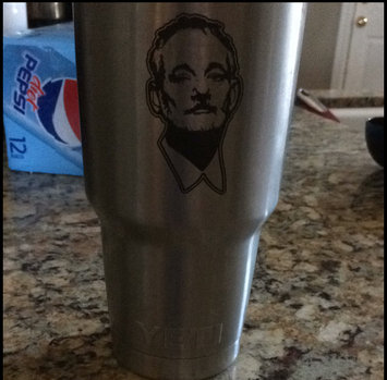 Photo of YETI Rambler Tumbler, 30oz. uploaded by Laura B.