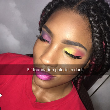 e.l.f. Cosmetics Foundation Palette uploaded by Telika S.