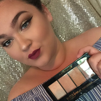 Maybelline Master Bronze & Highlighting Kit uploaded by Katie A.