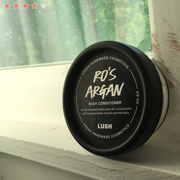 LUSH Ro's Argan Body Conditioner uploaded by Maggie B.