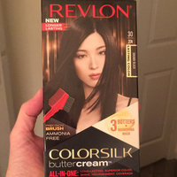 Revlon Colorsilk Revlon Luxurious Colorsilk Buttercream Haircolor - Soft Black uploaded by Melinda E.