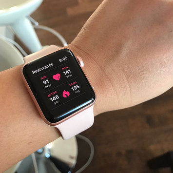 Photo of Apple Watch Series 2 uploaded by Roxy A.