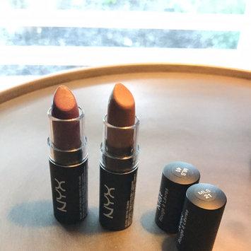 NYX Cosmetics Matte Lipstick uploaded by Elyse B.