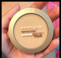 Maybelline Dream Matte® Powder uploaded by Madison D.