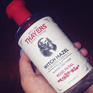 Thayers Alcohol-Free Rose Petal Witch Hazel Toner uploaded by Sam E.