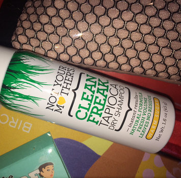Not Your Mother's Clean Freak Unscented Dry Shampoo uploaded by Brandi B.