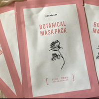 BONVIVANT Rose Botanical Mask Pack uploaded by jamie Q.