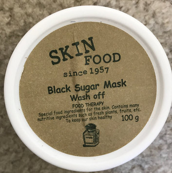 Skinfood - Black Sugar Mask Wash Off 100g uploaded by Sally T.