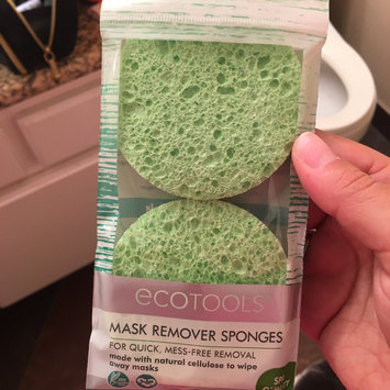 Photo of Eco Tools Cellulose Facial Sponges (3 pack) uploaded by Michelle S.